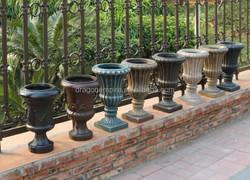 Planter Garden Pot Urn Outdoor Decor Home