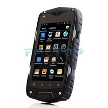 China brand name gsm wcdma phone made in china android 4.2 dual core phone flash light rugged phone