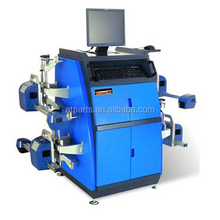 High quality truck alignment machine with advanced 3D technology CE approved newly launched