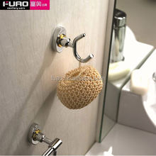 FUAO Attractive appearance soap dish stainless wall mounted soap dish