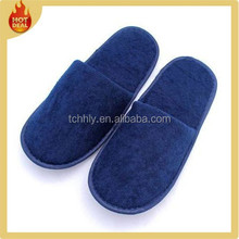 Men disposable house soft sole indoor slippers for sale