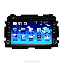 2015 latest Android car GPS navigation system manufacturer for Honder VEZEL from China