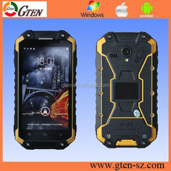 Mobile Rover X8 OCTA CORE 2GBRAM 13.0MP walkie talkie unlocked Outdoor rugged waterproof cell phone
