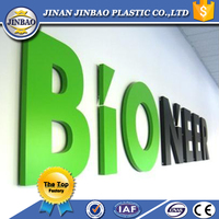 Thick and hard pvc foam sheet/panel/board for shop sign