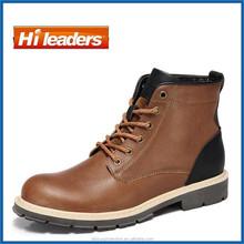 Chukka Fashionable Western Style Men's Martin Work Boots