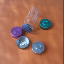 20mm aluminum cover with butyl rubber stopper for injection vial