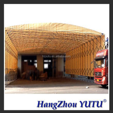 TLP0076 PVC Temporary Warehouse Tent Structure For Storage