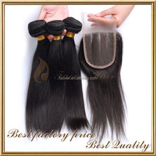 No Mixed #1b Color Cheap 100% Virgin Indian Hair Manufacturers In China
