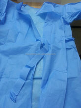 Disposable Reinforced Sterile Non-woven Surgical Gown