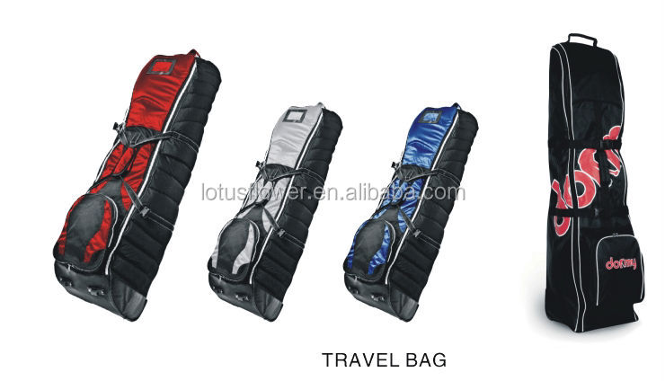 Custom Personalized Golf Bag Travel Cover