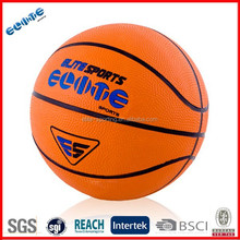 Single Color all ball basketball for sale