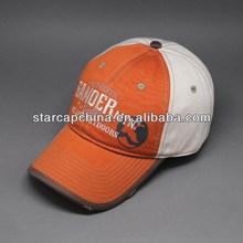 Venta al por mayor algodón gorra de béisbol ala tapa que hace la máquina para gorra de béisbol