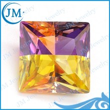 Artificial Cz Stone Mixed Colour Synthetic Cubic Zircon