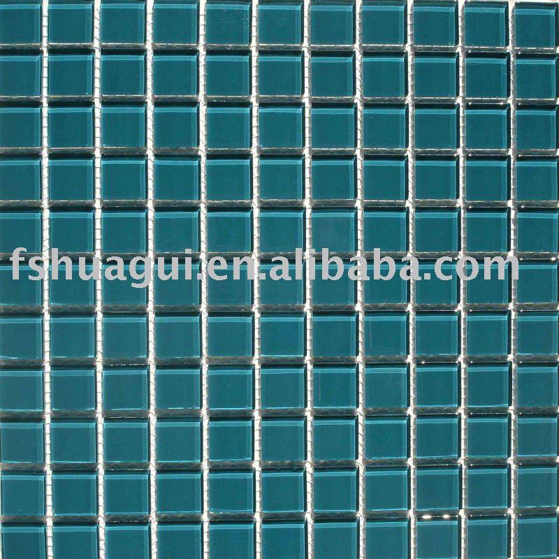 Dunkelgr ne glas schwimmbad mosaik fliesen hg 4248002 mosaik produkt id 387031070 - Schwimmbad mosaik ...