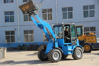 wheel loader bucked,bulldozer mini Chinese tractor hot sale