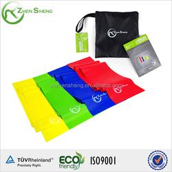 Zhensheng fitness exercise equipment resistance bands