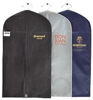 dry cleaning waterproof garment bag uniform suit cover