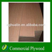 18mm mueble de grado lámina de madera contrachapada comercial