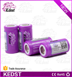 Cell Product KDEST 700mAh 3.7V Rechargeable Battery High Capacity 18650 18350 li-ion Rechargeable Battery