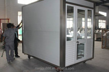 Chine alimentaire extérieure conception de kiosque
