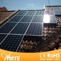 2015 NEW Home use 10kw on grid solar power supply system without battery