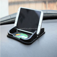 Black car dashboard foot shaped sticky note pad/Silicone foot shaped sticky note pad/Anti-slip foot shaped sticky note pad