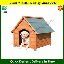 Log Cabin Dog House YM6-056