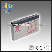 Good quality 2ah battery 12volt maintenance free car battery np2-12 12 volt battery case 12v 2Ah