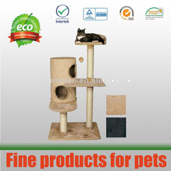 hot saled cat furniture , big cat scratcher, sisal post