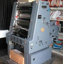 Heidelberg Gto 46 Sheet-Feed Offset Machinery