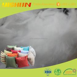 Recycled Polyester Staple Fiber 7D*64mm HCS pillow filling material
