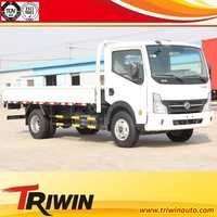 china supplier EURO 4 diesel engine 103KW 140hp manufacturer customized 2 ton 1 ton 1.5 ton mini LHD cargo truck