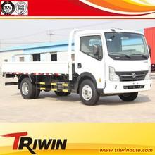 china supplier EURO 4 diesel engine 103KW 140hp manufacturer customized 2 ton 1 ton 1.5 ton mini LHD cargo truck