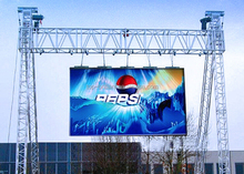 Korea Quality Pixel Pitch 6mm Outdoor LED Display