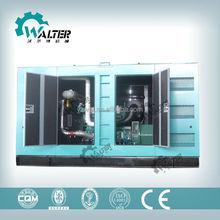 MTU 500kw silent portable generator set