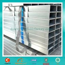 erw gi rectangular tubes made in China