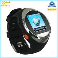 Hot-selling smart Quads band wrist watch mobile phone PG88 watch phone user manual with GPS and SOS watch phone call function