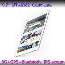 Android calling tab china tab pc MTK 8382 IPS Screen GSM WCDMA