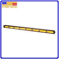 yellow white emergency vehicle strobe lights lightbars deck/whelen liberty light bar