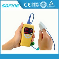 High Quality Cheap Handheld Pulse Oximeter With CE & FDA