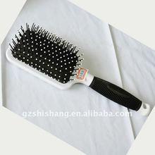 cushion hair brush paddle massage hair brush comb