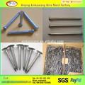 Clavos de hierro galvanizado