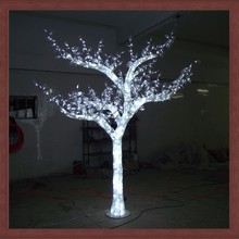 2014 new product LED wedding decoration cherry blossom tree light tree light 2.2M crystal tree light Zhongshan