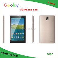 7 inch beautiful 3g MTK8312 cheap tablet PC hot sex video 3g call china sex movies for tablet pc