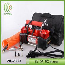 Portable and high-horsepower car air compressor pump electric air compressor