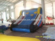 inflatable basketball game, PVC Material,size, color Customized