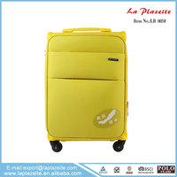 Latest design trolley luggage set, travel trolley luggage bag, motorcycle luggage