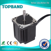 High efficiency outrunner high torque low noise 24v dc motor
