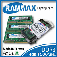 Top 10 online shop on Taiwan alibaba /RAM DDR3 laptop 1600mhz 4G 1.35v Module Memory sodimm/OEM/BRAND desktop computer hot sale