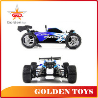 1:18 four-wheel drive full scale high speed OEM service electric toy cars for kids